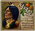Orange crate label, Navajo Brand, Schmidt Litho. Co . (16549666510).jpg
