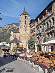 Ordino, Andorra - Matthew Ross/Wikipedia
