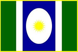 Orocovis, Puerto Rico - Image: Orocovis Flag