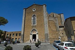 Chiesa San Domenico di Orvieto