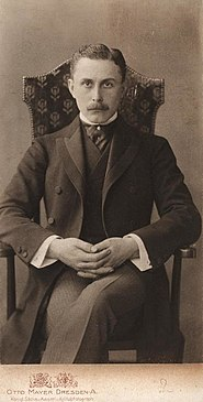 Otto Mayer - Adolf Loos. (Fotografie um 1904).jpg