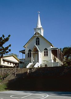 Our Lady of the Sacred Heart Church, Thursday Island church building in Queensland, Australia