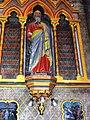 Ourville-en-Caux (Seine-Mar.) église Notre-Dame-de-l'Assomption, statue (01) Saint Joachim.jpg
