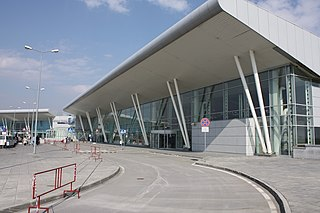 Sofia Airport international airport in Bulgaria