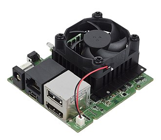 Ouya - The small motherboard of the Ouya