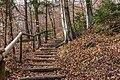 Pörtschach Leonstein Gloriettenweg Treppe 29032020 8594.jpg