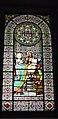 P1110040 Montserrat, Basilica Santa Maria de Montserrat, une verrière montrant Jésus au temple (6351441274).jpg