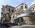 P1130357 Paris VI église Saint-Sulpice rue Palatine rwk.JPG