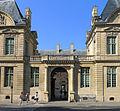 P1190743 Paris IV rue St-Antoine hotel de Sully entrée rwk.jpg