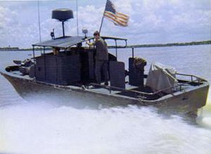 Patrol Boat, River - PBR Mark II