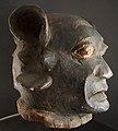 PC067742c 5643 Janus helmet Possibly associated with Gule Wamkulu. ? Chewa or related groups, Southern Tanzania or neighbouring regions. (11264037095).jpg