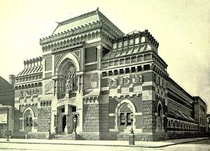 Pennsylvania Academy of the Fine Arts - Pennsylvania Academy of Fine Arts (c. 1895)