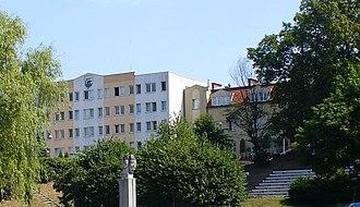 Kościerzyna - Image: POL.Koscierzyna Urzad Miasta
