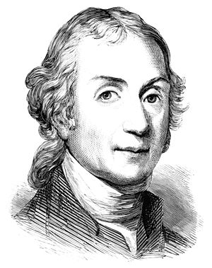 Carbonated water - Joseph Priestley pioneered a method of carbonation in the 18th century.