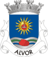 Coat of arms of Alvor