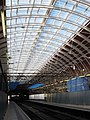 Paddington station, Span Four, revealed - geograph.org.uk - 2383894.jpg