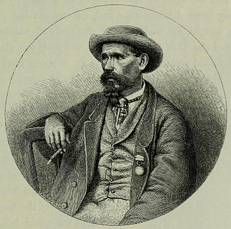 Jean-Antoine Carrel - Carrel, as depicted in Edward Whymper's memoir Scrambles Amongst the Alps