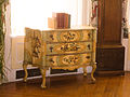 Painted commode - Casa Loma.jpg