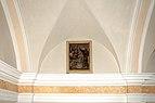 Painting of Saint Antony dead man N 8 San Antone church Urtijëi.jpg