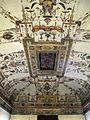 Palazzina di marfisa d'este, sala F, soffitto del bastianino con restauri novecenteschi 04.JPG