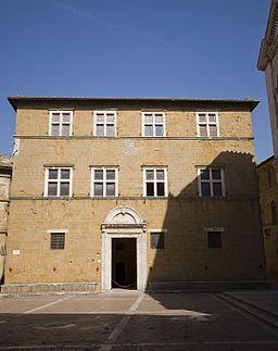Palazzo borgia (Pienza)