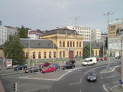 How to get to Ministerstvo Zahraničných Vecí Slovenskej Republiky with public transit - About the place