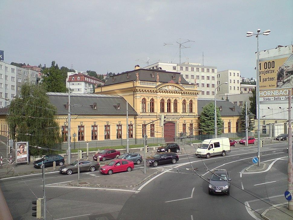 Palugyayov palác Pražská 1