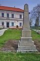 Památník obětem první světové války, Těmice, okres Pelhřimov.jpg