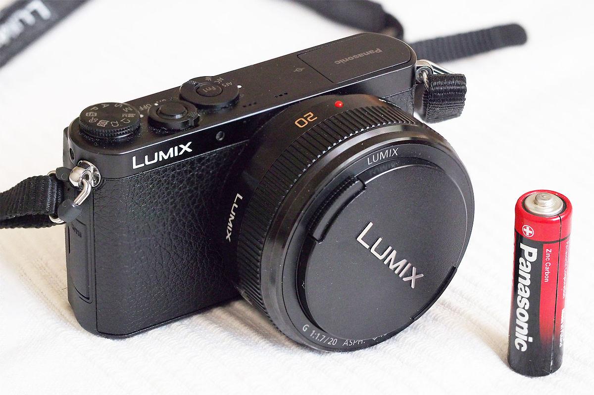 Panasonic Lumix Dmc Gm1 Wikipedia
