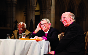 St. James' Episcopal Church (New York City) - Image: Panel on global reconciliation