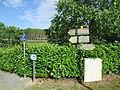 Panneau de voie verte et autres panneaux, Saint-Front-de-Pradoux.jpg
