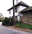 Panneau routier d'entrée de Saint-Jean de Soudain.jpg