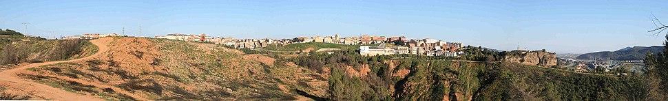 Panoramica Castellbisbal