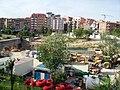 Panoramica de Bellavista y obras del tunel de Sor Angela de la Cruz - panoramio.jpg