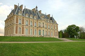Le château de Sceaux où est installé le musée du Domaine départemental de Sceaux