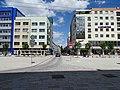 Pardubice, Pernerova, z třídy Míru.jpg
