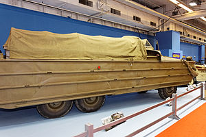 Paris - Retromobile 2012 - DUKW - 005.jpg