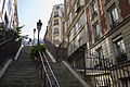 Paris - Stairs climbing Montmartre - 1932.jpg
