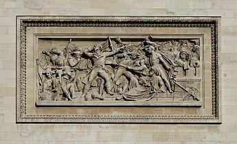 Paris Arc de Triomphe 04