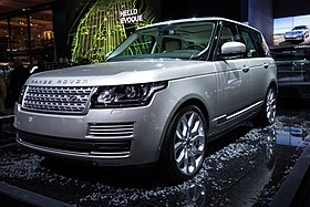 Image illustrative de l'article Range Rover