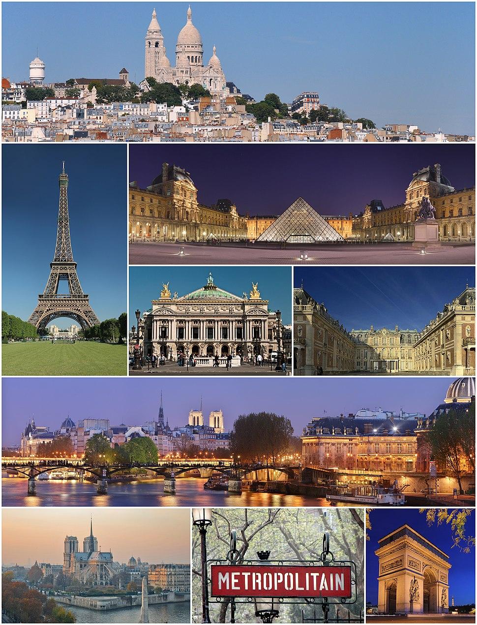 Paris montage 2013