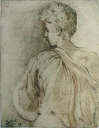 Museum of Fine Arts of Rennes - Image: Parmigianino