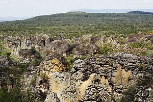 Sete Cidades National Park - Image: Parque Nacional das Sete Cidades III