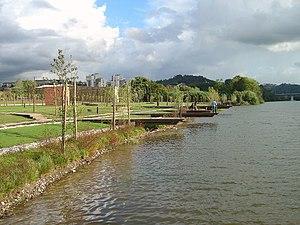 Mondego River - Image: Parque do Mondego Coimbra