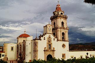 Ixtlán del Río City in Nayarit, Mexico