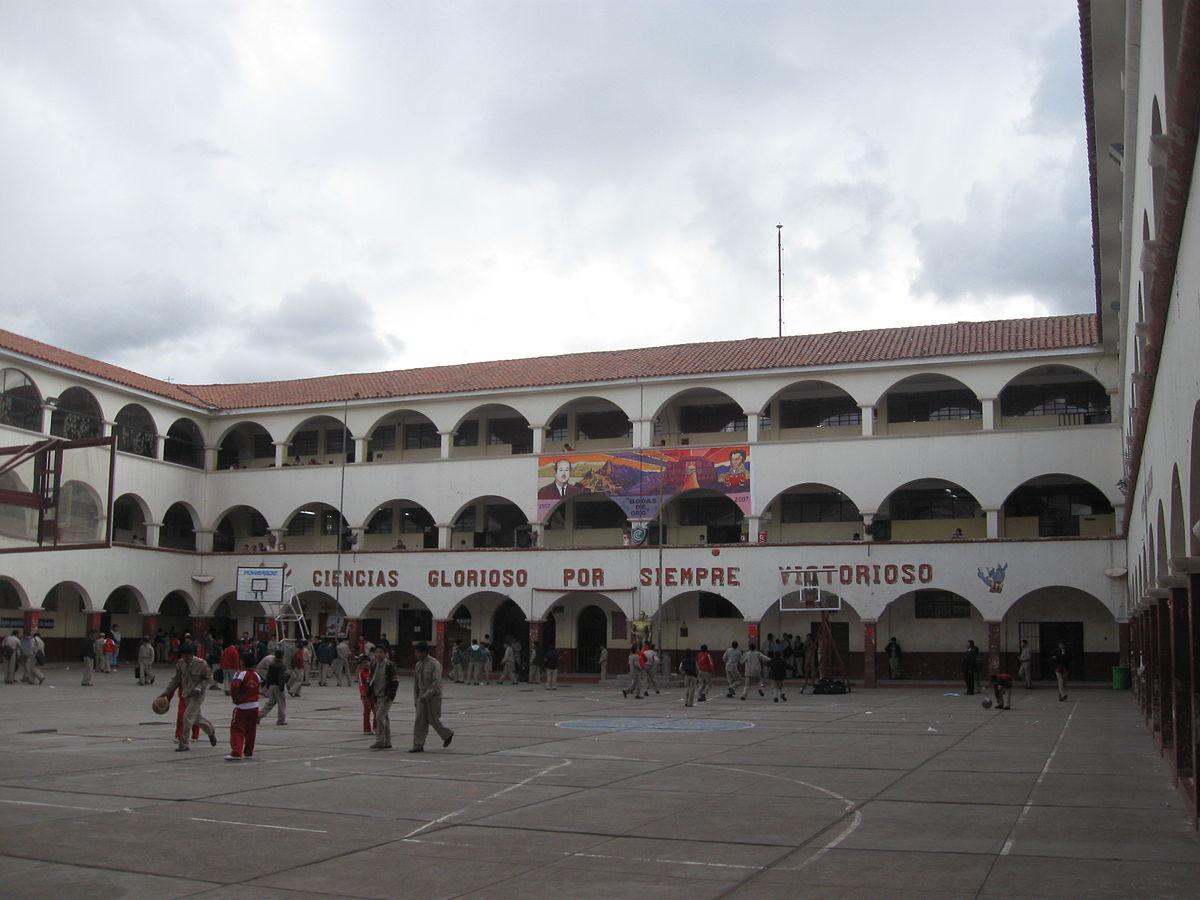 Colegio nacional de ciencias y artes del cusco wikipedia for Colegio bolivar y freud