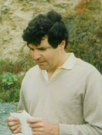 Paul Horowitz (scientist) - Paul Horowitz (1986 photo)