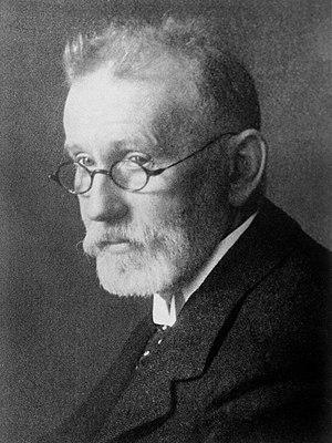 Paul Ehrlich - Image: Paul Ehrlich 1915