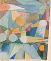 Paul Klee. After a Sketch from Zurich (Nach einer Scizze aus Zürich), 1914.jpg