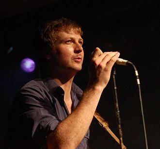 Paul Noonan - Paul Noonan performing with Bell X1 at Scala, London